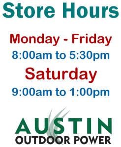 Austin Outdoor Power Lawn Equipment Lawn Mower Sales
